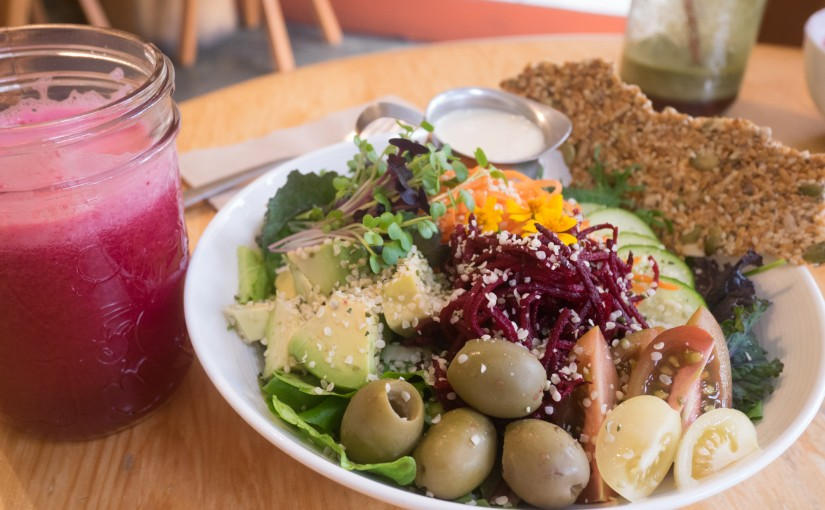 Cafe Bliss: Raw and Vegan in Victoria