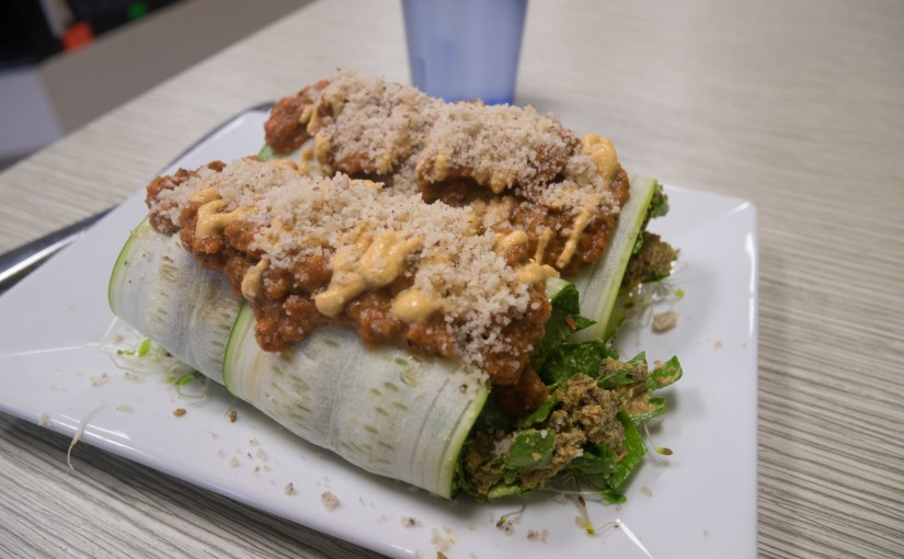 Rawthentic: Fresh and Casual Raw Food in a Suburban Strip Mall