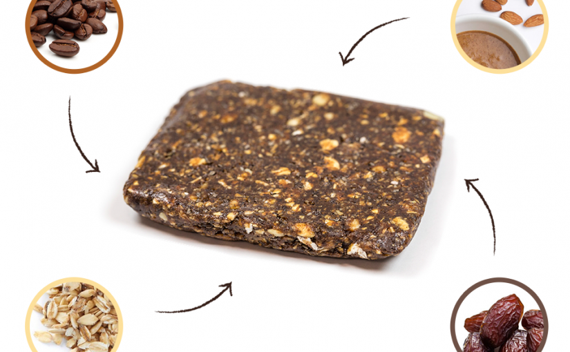 Coffeebar: An Energy Bar That's A Lot Like Coffee