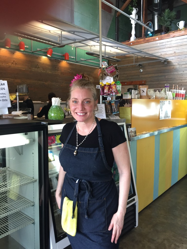 Jennifer Johnson, owner of Tacoma's Happy Belly