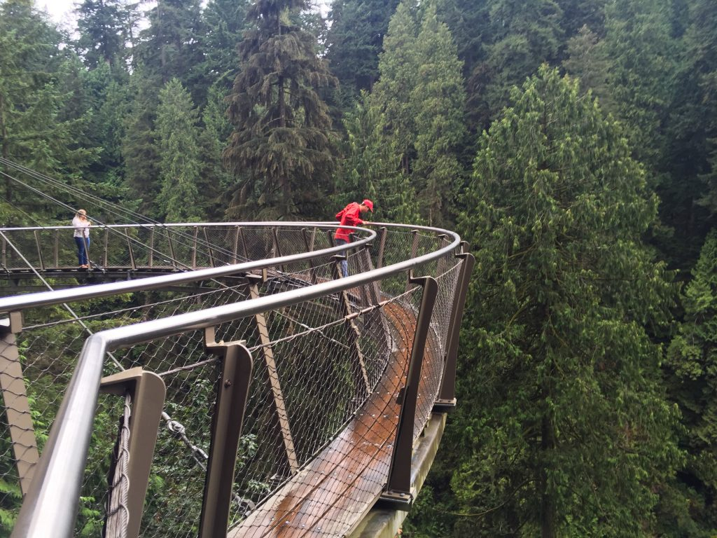 Capilano Cliffwalk