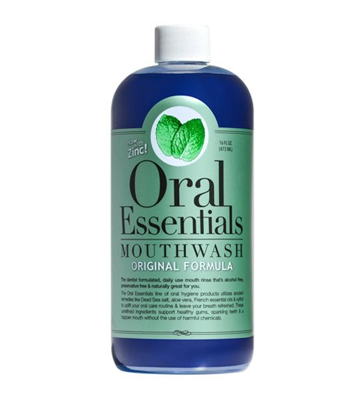 Oral Essentials mouthwash