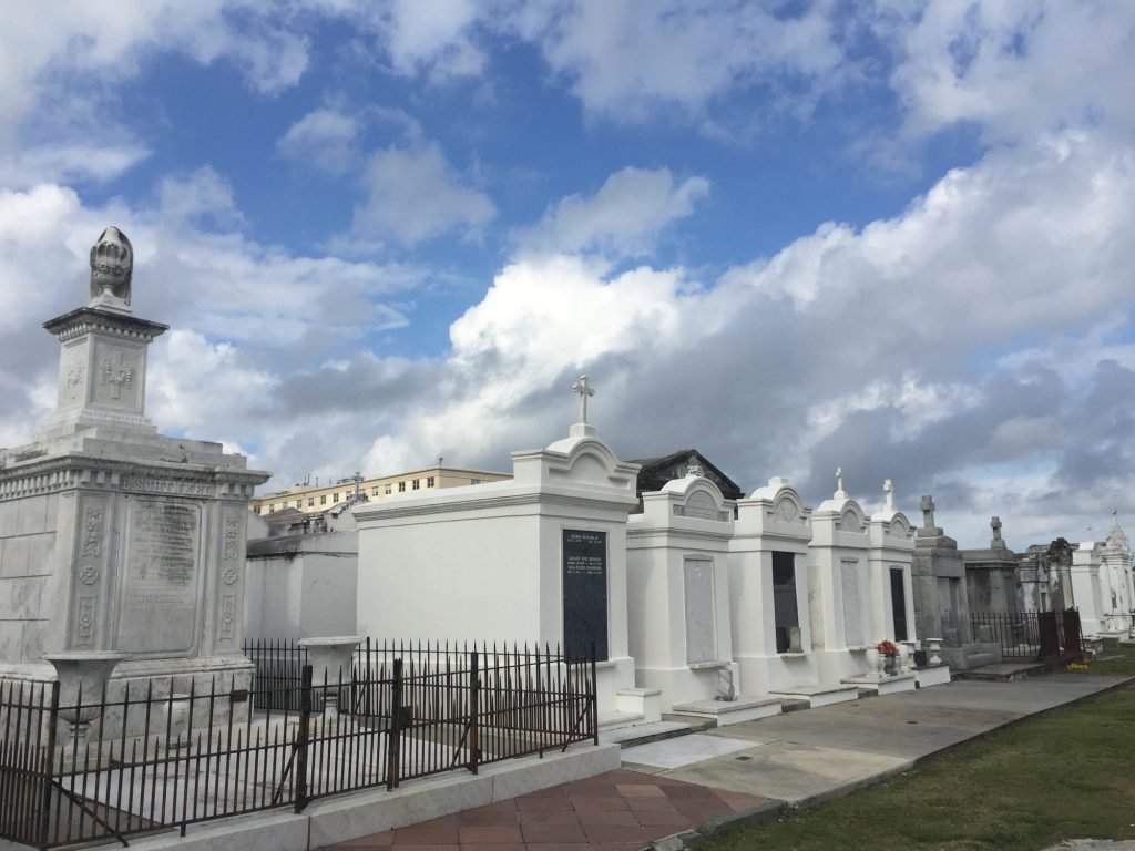 St. Louise cemetery 3 new orleans