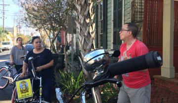 Freewheelin Bike Tours New Orleans