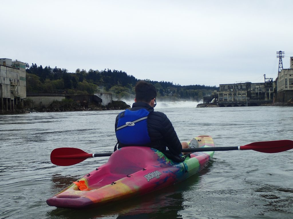 eNRG kayak willamette