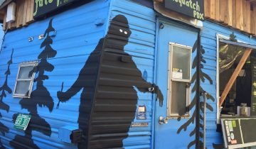 Fatsquatch vegan Portland