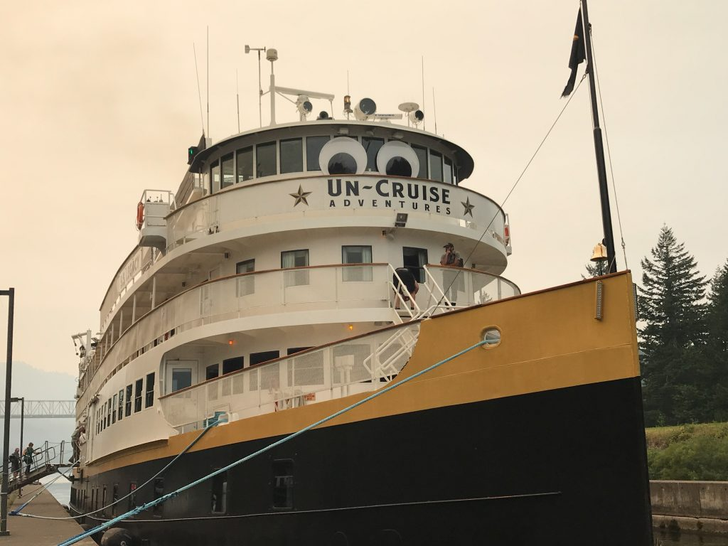UnCruise Adventures SS Legacy