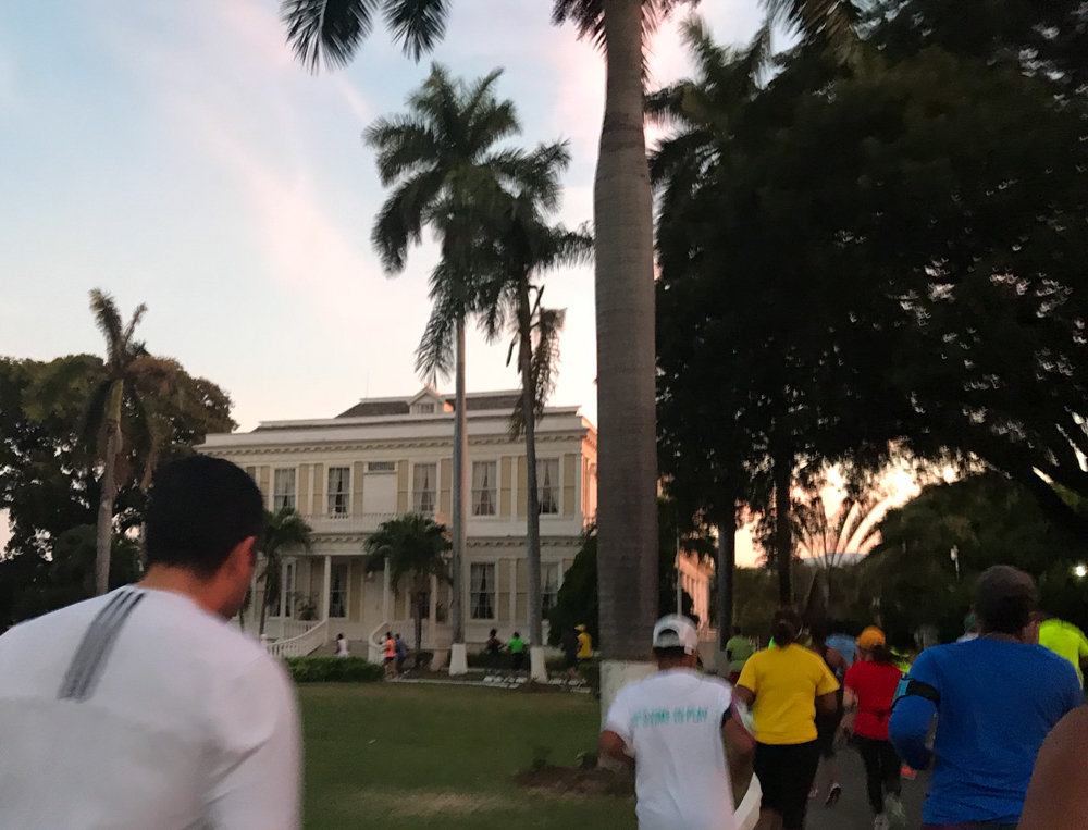 Devon House Kingston City Run