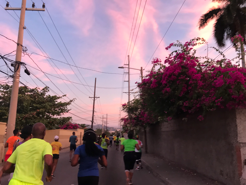 Sunrise Kingston City Run