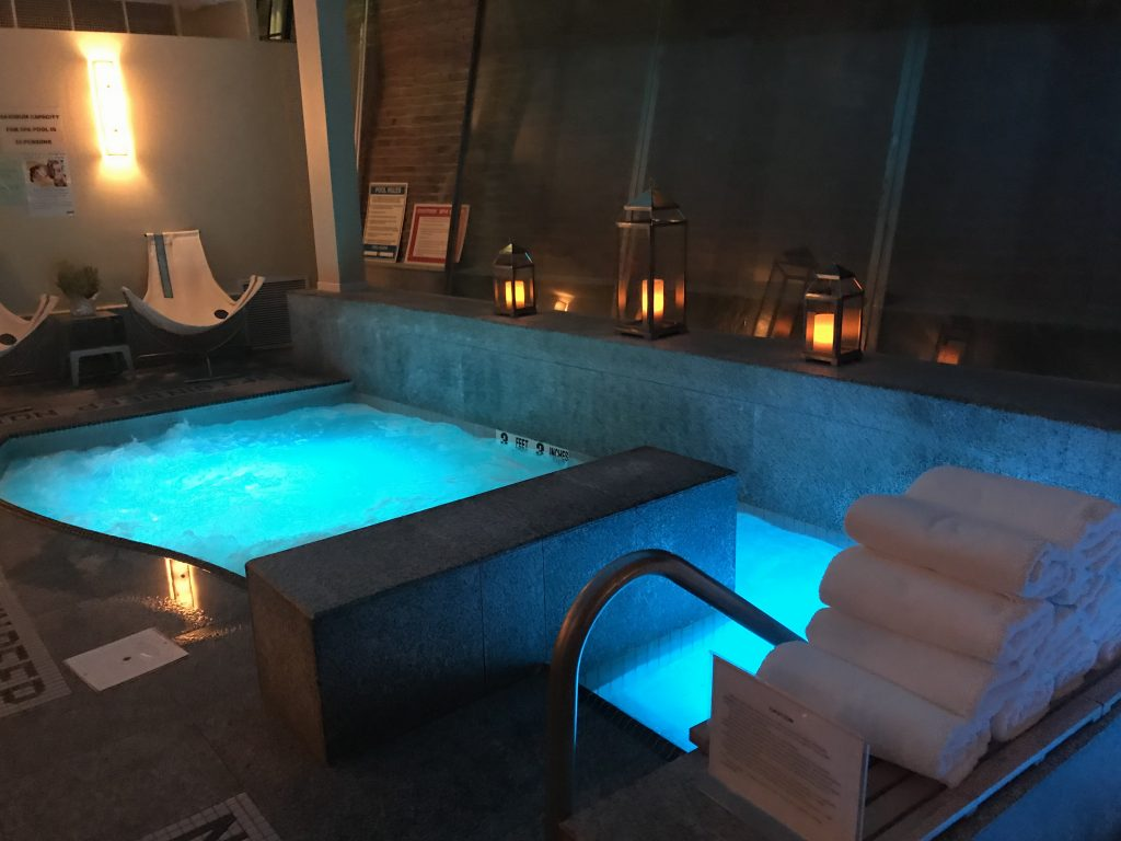 A Visit to New York's Great Jones Spa - Veg Travel and Fitness